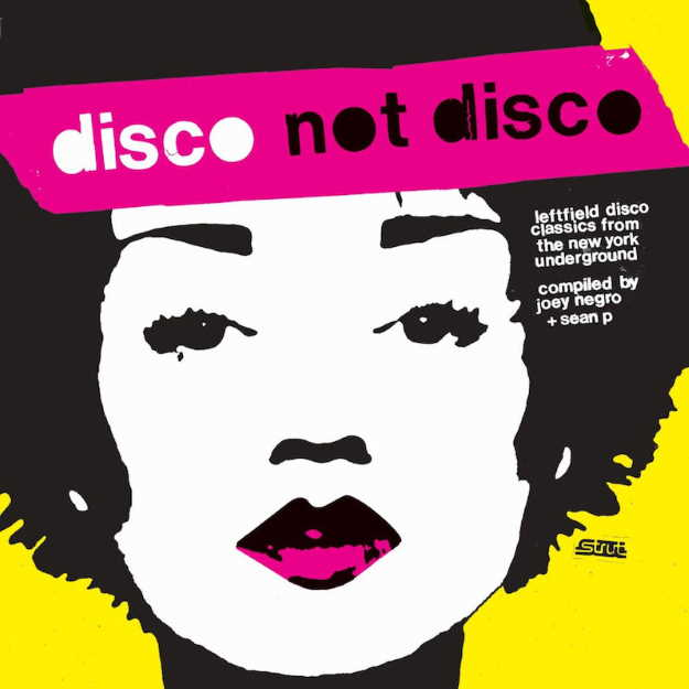 Disco Not Disco cover