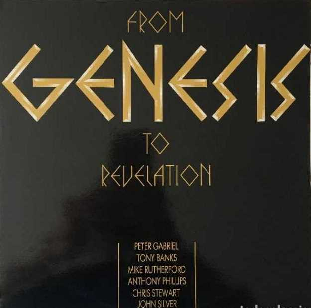 Cover: From Genesis to Revelation