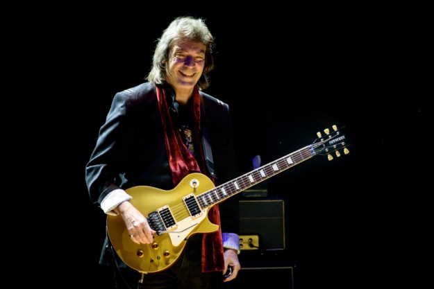 Steve Hackett. PhotoCredit: Angel Marchini/Shutterstock