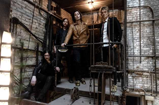 Image Via Facebook / The Raconteurs. PhotoCredit: Steven Sebring